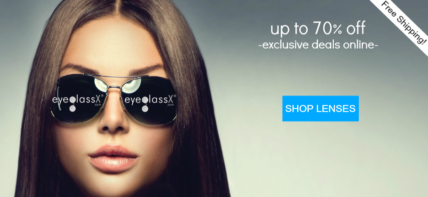 Exclusive Deals on Eyeglasses