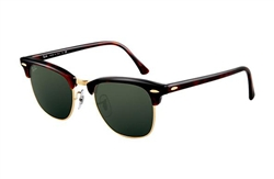Ray Ban Clubmaster RB3016 tortoise