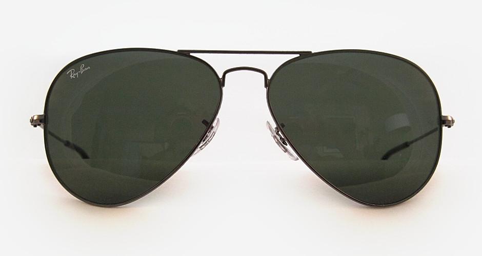 497cef54622 Ray Ban RB3025 Aviator Prescription Sunglasses in Gunmetal