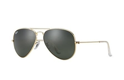 Ray Ban-Aviator large ll in arista-gold RB3026