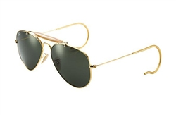 Ray Ban-Outdoorsman in arista gold or black RB3030