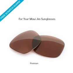 Sunglass lenses - Maui Jim