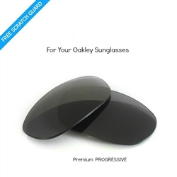 Sunglass lenses (Progressive) - Oakley