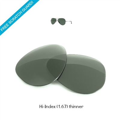 sunglasses lenses hi index
