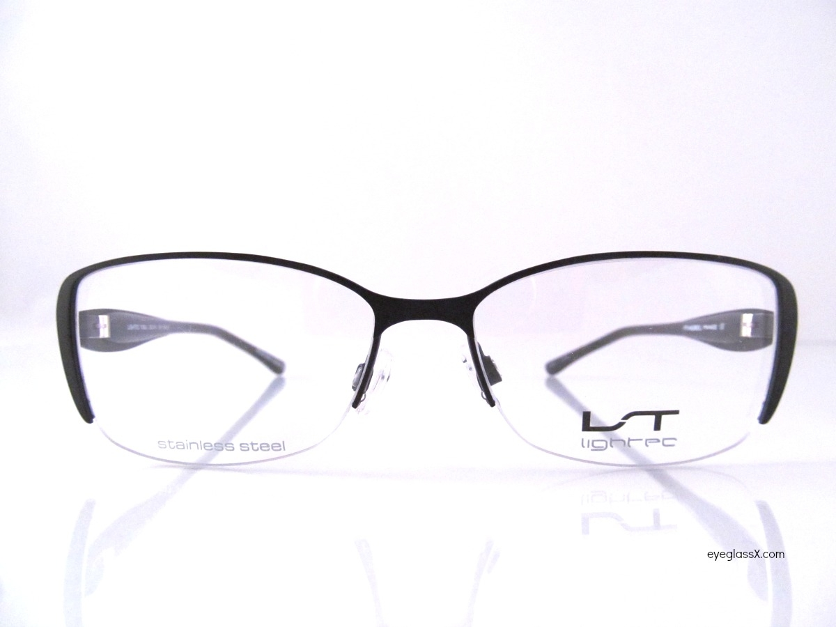 Morel Lightec 7036L frame in black and stainless steel on Clearance ...