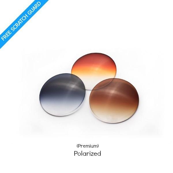 976d3198383 polarized gradient lenses ~ Single Vision ...