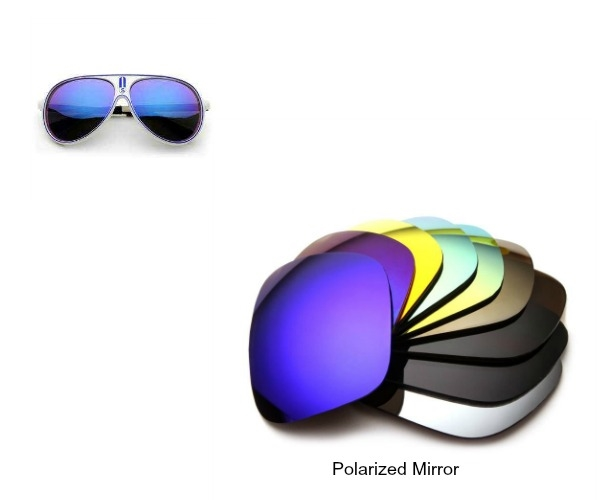 Polarized Sunglasses Mirrored Rx Lenses Online | Rx-My-Frames
