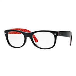 RAY BAN RX5184 NEW WAYFARER PRESCRIPTION EYEGLASSES | FREE LENSES