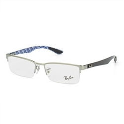 RAY BAN RX8412 PRESCRIPTION EYEGLASSES | FREE LENSES