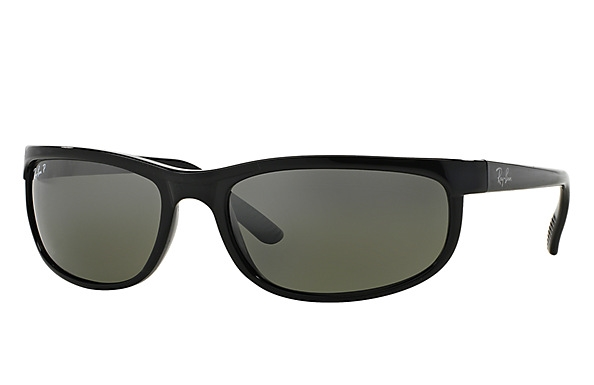 e86731cbc Ray Ban RB2027 Predator 2 Rx Sunglasses | Free Rx Lenses