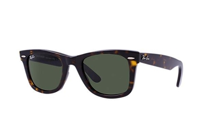 Ray Ban-Original Wayfarer in tortoise RB2140