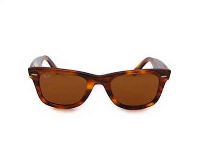 Ray Ban-Original Wayfarer in l. tortoise RB2140