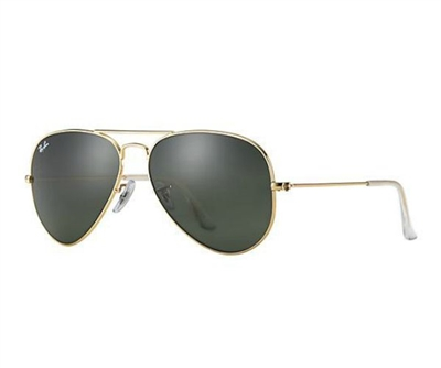 Ray Ban-Aviator in arista gold RB3025