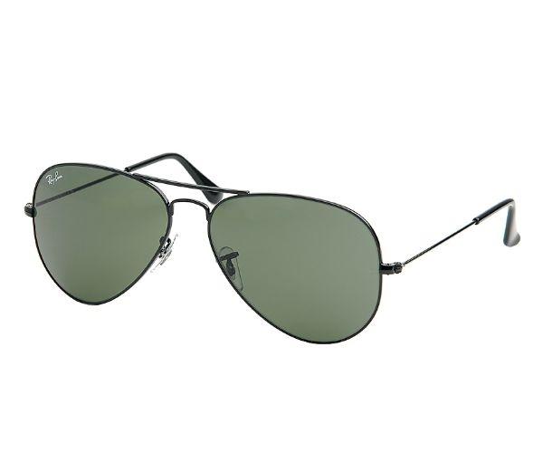 d7bfcbca7e Ray Ban RB3025 Aviator Prescription Sunglasses in Gunmetal