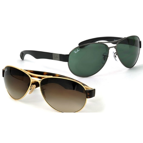 a401e05e03 Ray Ban-RB3509 in gunmetal or gold