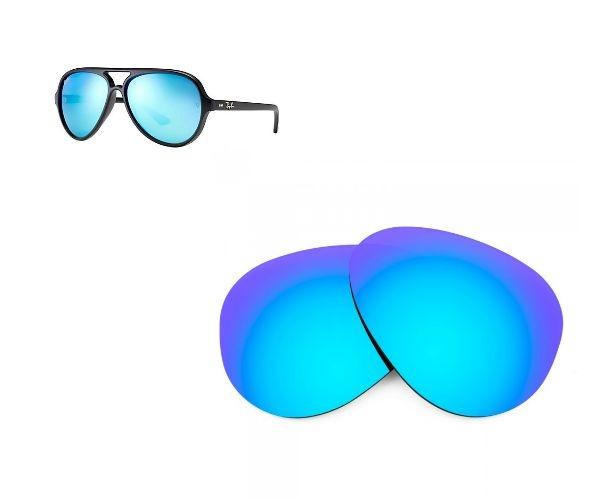 Sunglass Prescription Mirror Lenses For Ray Ban Sunglasses (plastic ...